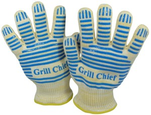 Pair of Grill Chief Gloves