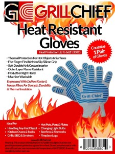 Grill Chief Gloves - One Pair